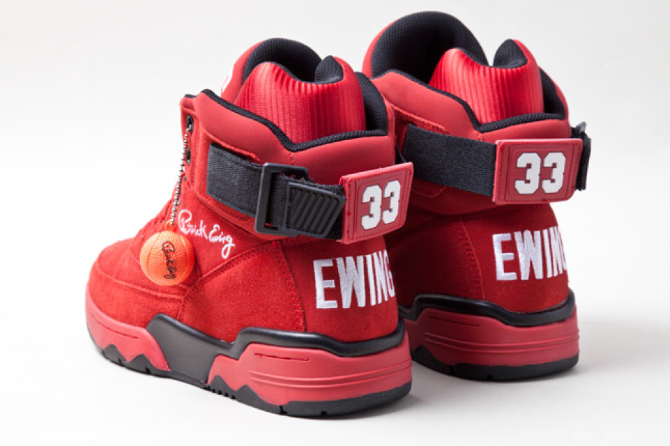 Patrick Ewing Shoes Suede